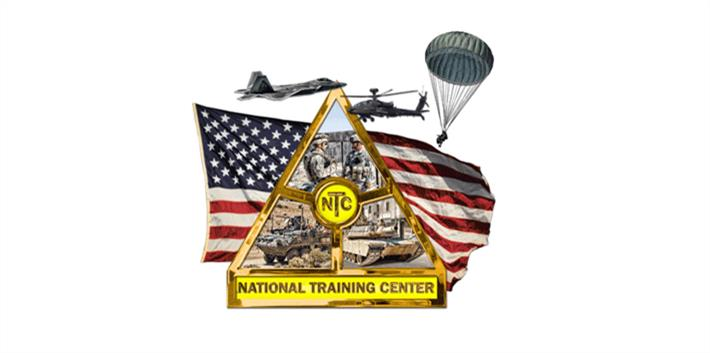 national training center logo